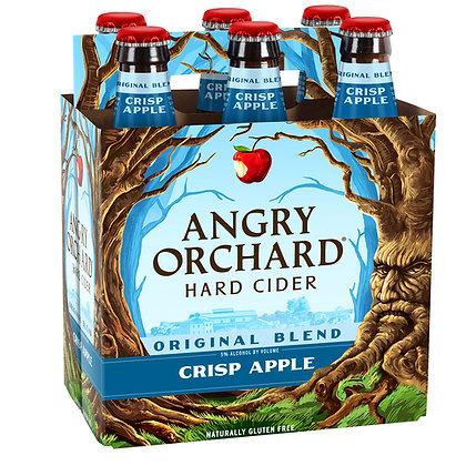 Angry Orchard Crisp Apple 12oz (6pk) NR