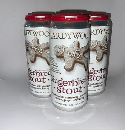 Hardy Wood Gingerbread Stout (4pk)