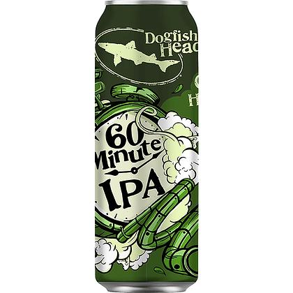 Dogfish 60 Minute IPA (19.2 oz)