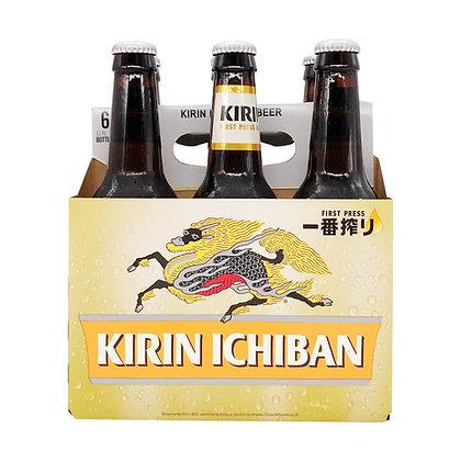 Kirin Ichiban 12oz (6PK) NR