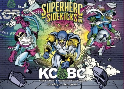 KCBC SuperHerc Sidekicks (16oz can)