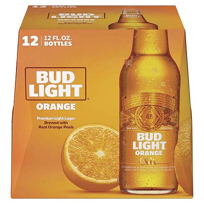 Bud  Light Orange 12oz (12pk) NR