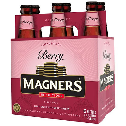 Magner's Berry 12oz (6pk) NR