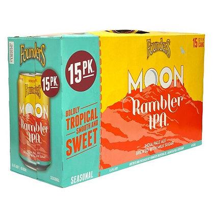 Founders Moon Rambler IPA 12oz (15pk) CN