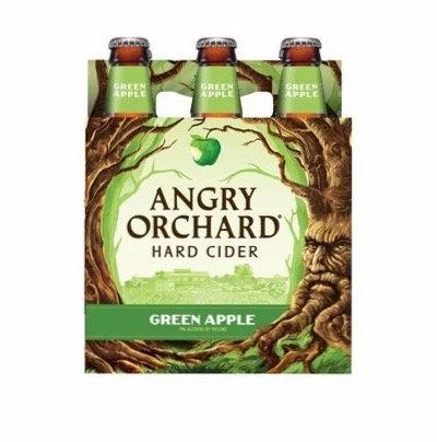 Angry Orchard Green Apple 12oz (6pk) NR