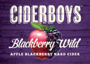 CiderBoys Apple-BlackBerry 12oz (12pk) CN