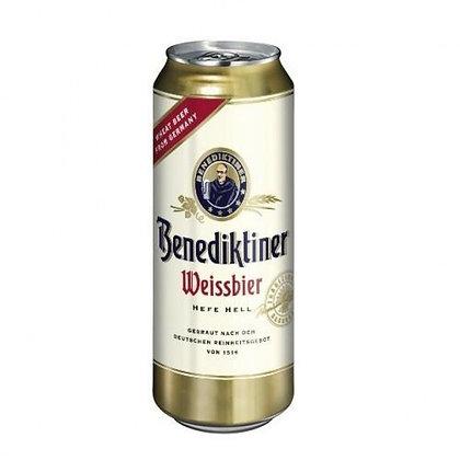 Benediktiner Weissbier (16.9oz)
