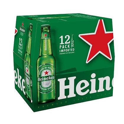 Heineken 12oz (12pk) NR