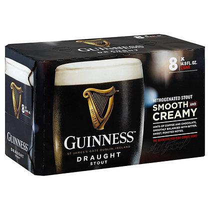 Guinness Draught Stout 14.9oz (8pk) CN