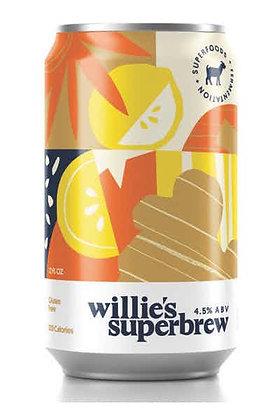 willie's sparkling ginger and lemon (12oz)