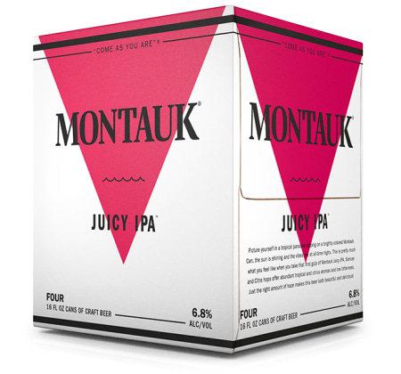 Montauk Juice IPA 16oz (4pk) CN