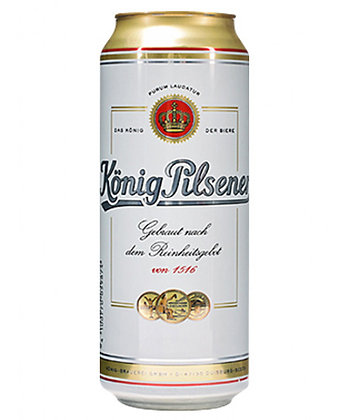 König Pilsener (16.9 oz)