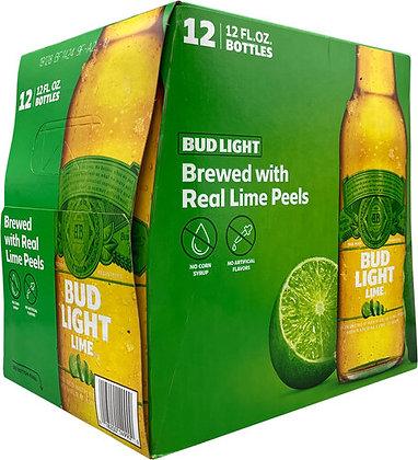 Bud Light lime 12oz (12pk) NR