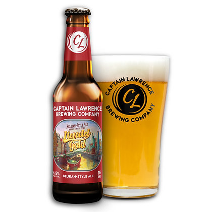 Captain Lawrence Liquid Gold (12oz)