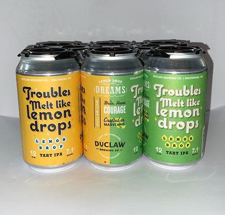 Duclaw troubles Melt Like Lemon Drops (6pk)