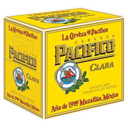 Pacifico Clara 12oz (12pk) NR