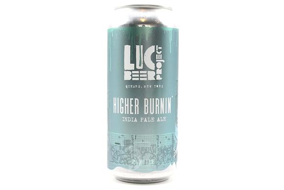 LIC Beer Project Higher Burnin (16oz)
