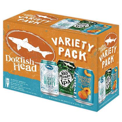 Dogfish Head Variety pack 12oz (12pk) CN