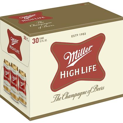 Miller High Life 12oz (30pk) CN