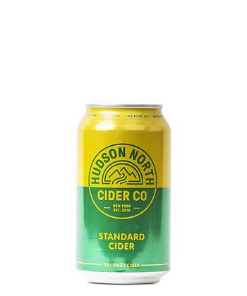 Hudson North Standard Cider (12 oz)