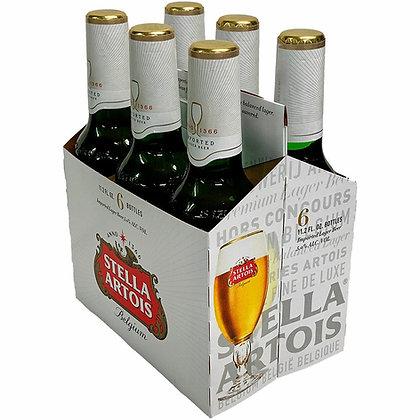 Stella Artois 11.2oz (6pk) NR
