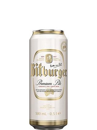 Bitburger Premium Pils (16.9 oz)