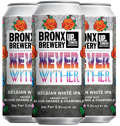 Bronx Brewery Never Wither (16oz)