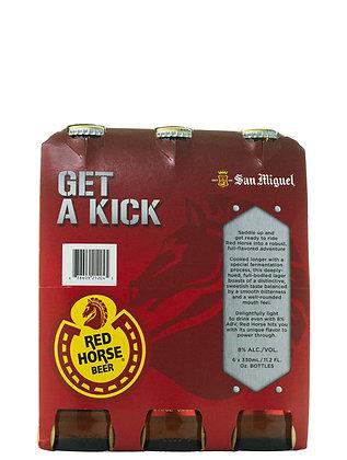 San Miguel Red Horse Get Kick (6pk)