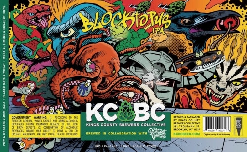 KCBC Blocktopus (16oz can)