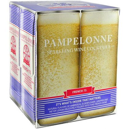 Pampelonne French 75 (4pk)
