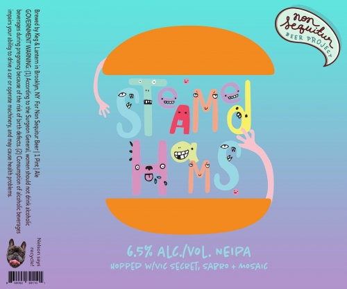 Non Sequitur Beer Project Steamed Hams (16 oz)