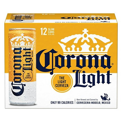 Corona light 12oz (12pk) CN
