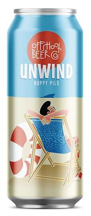 Offshoot Beer Co. Unwind (16oz)