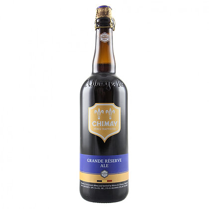 Chimay Grande Réserve (Blue). 750ml