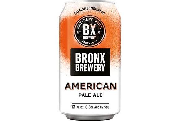Bronx Brewery Pale Ale (12oz)