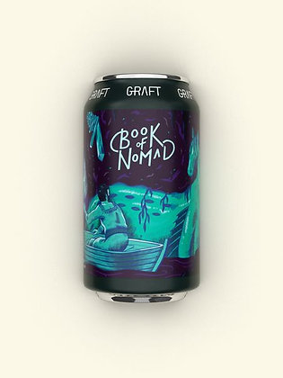 Graft - Beastly Hollows 4 pack can
