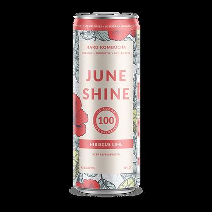 JuneShine Hibiscus Lime (12 oz)