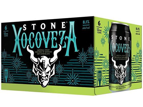 Stone Xocoveza 6 pack 12oz can