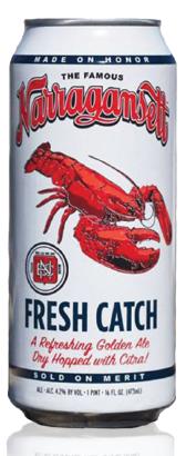 Narragansett Fresh Catch (12oz)