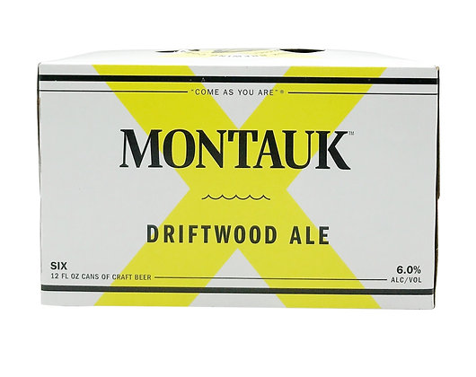 Montauk Driftwood Ale 12oz (12pk) CN
