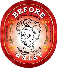 Before After Premium Lager