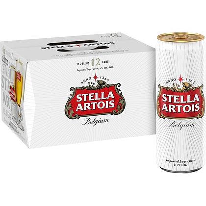 Stella 12 pack (11.02oz can)
