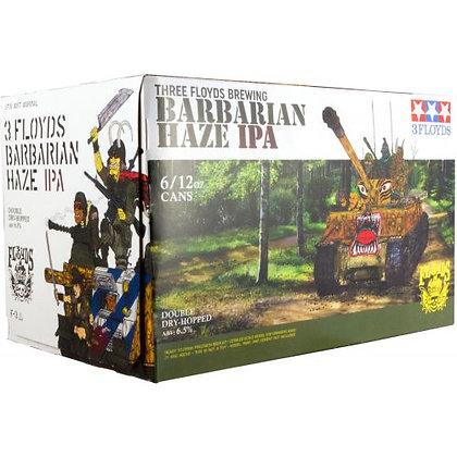 3 Floyds Barbarian Haze 6 pack