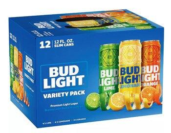 Bud Light Variety pack 12oz (12pk)CN