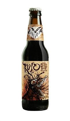 Flying Dog Kujo Cold Brew Coffee Porter (12oz BT)