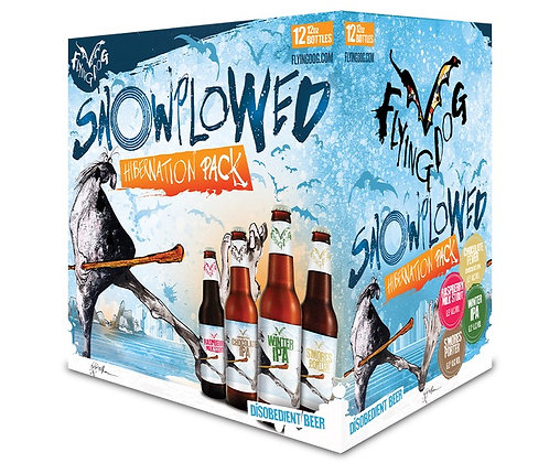 Flying Dog Snowplowed (12Pk)