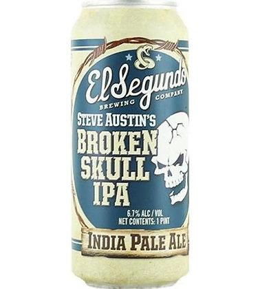 ElSegundo Broken Skull