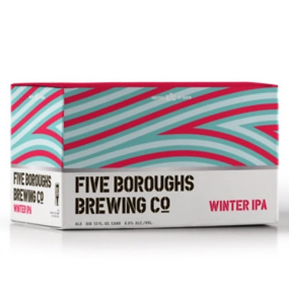 five Boroughs Winter IPA (6PK)