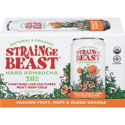 Strainge Beast Blood Orange (6pk)