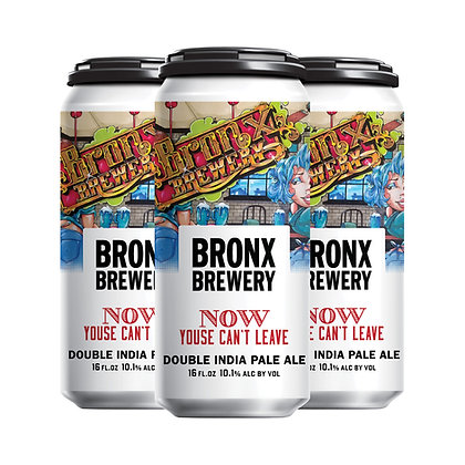 Bronx Brewery Now Youse Can't Leave (16oz)